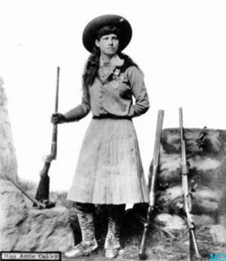 ANNIE OAKLEY - Celebrity information