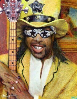 Bootsy Collins Celebrity Information