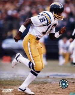 Lista de los jugadores más desequilibrantes de la NFL de los 80's para acá. CharlieJoiner