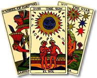 Tarot of Marseilles Deck