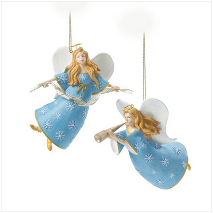 christmas angel ornaments